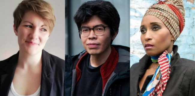 معرفی برندگان سال ۲۰۲۰ جایزه شعر «فوروارد»