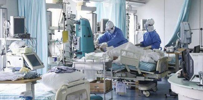 فوت ۴۱۵ بیمار کووید۱۹ در کشور/ ابتلای ۶۸۲۴ مورد جدید