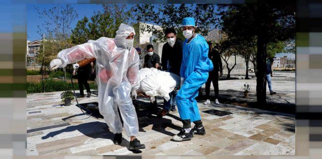 فوت ۴۱۹ بیمار کووید۱۹ در کشور