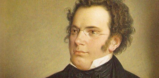 سالمرگ فرانتس شوبرت آهنگساز اتریشی است