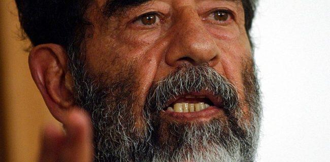 صدور حکم اعدام برای صدام حسین تکریتی او سرانجام در ۵ دیماه ۱۳۸۵ اعدام شد
