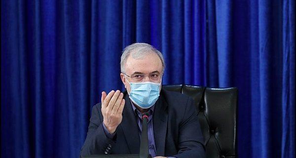توصیه های پیامکی وزیر بهداشت درباره کرونا