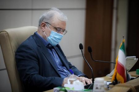 پاسخ وزیر بهداشت به ادعای محمود احمدی نژاد