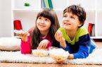 مراقب رژیم غذایی کودکان در روزهای کرونایی باشیم