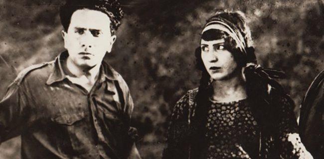 ۳۰ آبان اولین نمایش دختر لر نخستین فیلم ناطق فارسی