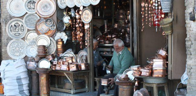 کرونا صنایع دستی را در سراشیبی قرار داد