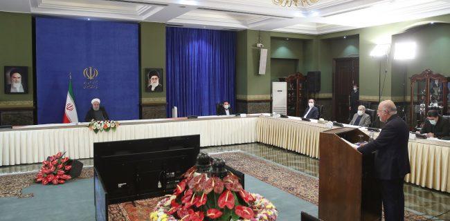 افتتاح بیش از ۲۸ هزار میلیارد تومان طرح در یک روز نشانگر قدرت ملت ایران است