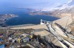 افتتاح سد مخزنی کانی سیب و احیای دریاچه ارومیه