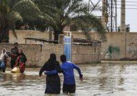 سیل خوزستان/ماهشهر
