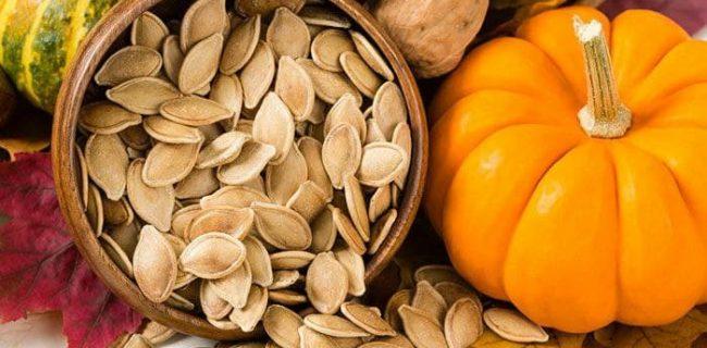 دوستداران تخم کدو بخوانند: دانه های کوچک مغذی