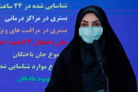 فوت ۹۱ بیمار کووید۱۹ در شبانه روز گذشته