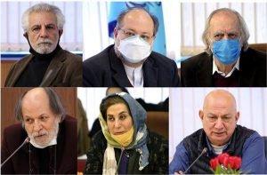 اعضای خانه سینما در نشستی صمیمانه با وزیر کار از مطالباتشان گفتند