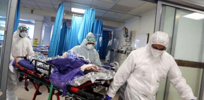فوت ۸۲ بیمار کووید۱۹ در شبانه روز گذشته در کشور